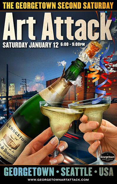 January 2013 Art Attack!